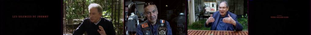 """""""Les silences de Johnny""""  DVD Vlcsna70"""