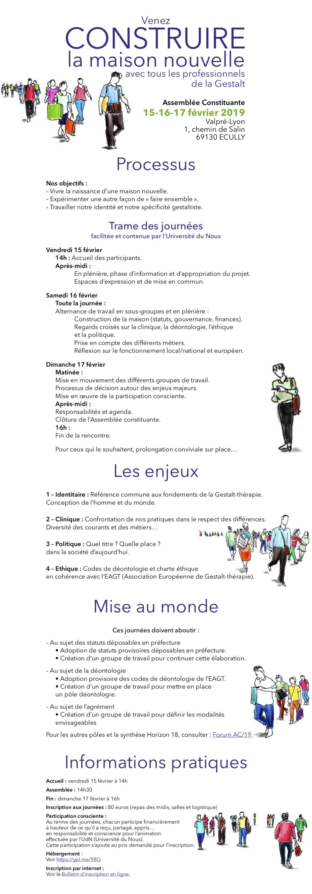 Le programme de l'assemblée constituante Ac19_p10