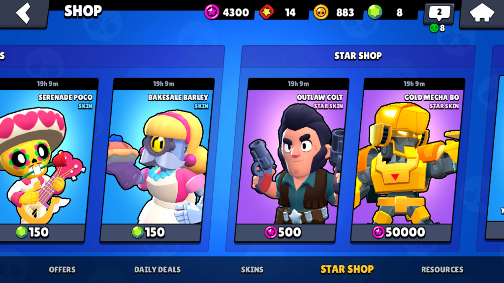 MAJ Brawl stars Screen13