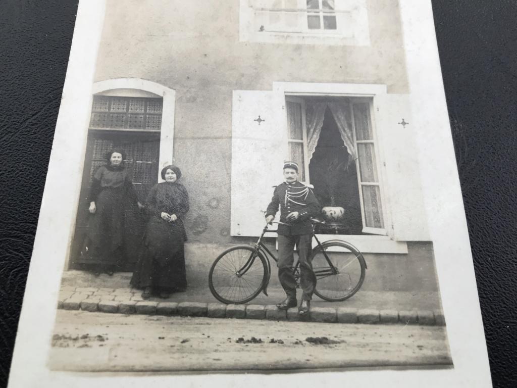 Uniforme Gendarme & hirondelle 1900-10 28134c10