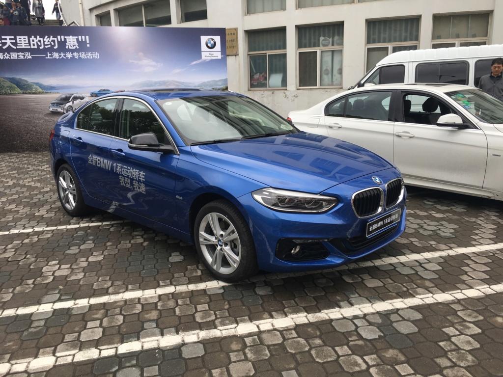 2016 - [BMW] Série 1 Sedan [F52] - Page 9 Img_2210