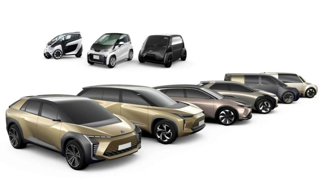 2021 - [Toyota] BZ4X Toyota10
