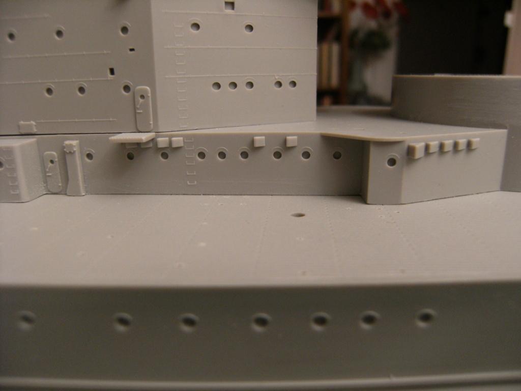 Croiseur de bataille  DKM SCHARNHORST - Page 3 Ajuste10