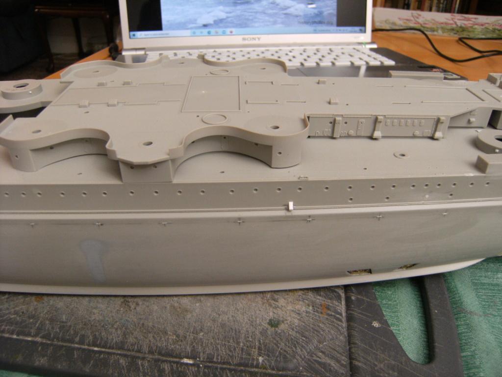 Croiseur de bataille  DKM SCHARNHORST - Page 3 Ajuste12