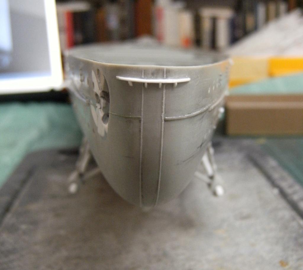 Croiseur de bataille  DKM SCHARNHORST - Page 2 Schar107