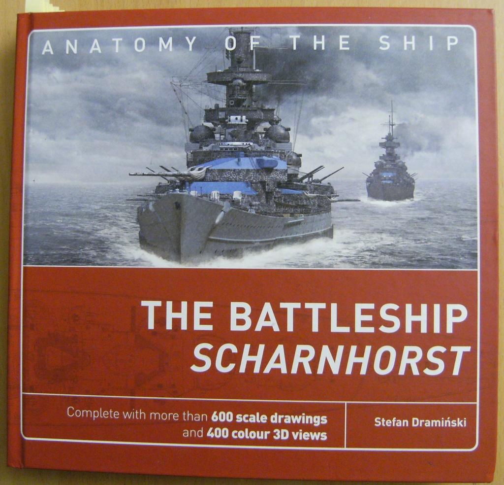 Croiseur de bataille  DKM SCHARNHORST Scharn13