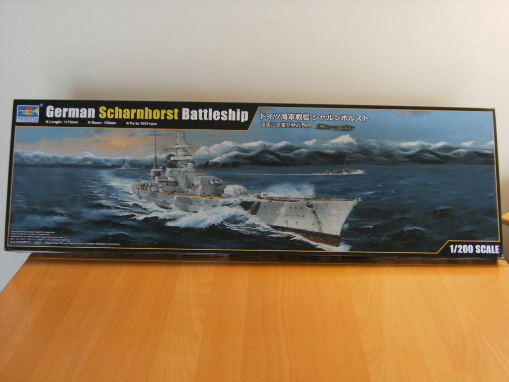 Croiseur de bataille  DKM SCHARNHORST Scharn14