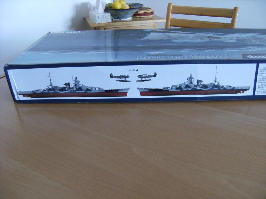 Croiseur de bataille  DKM SCHARNHORST Scharn16