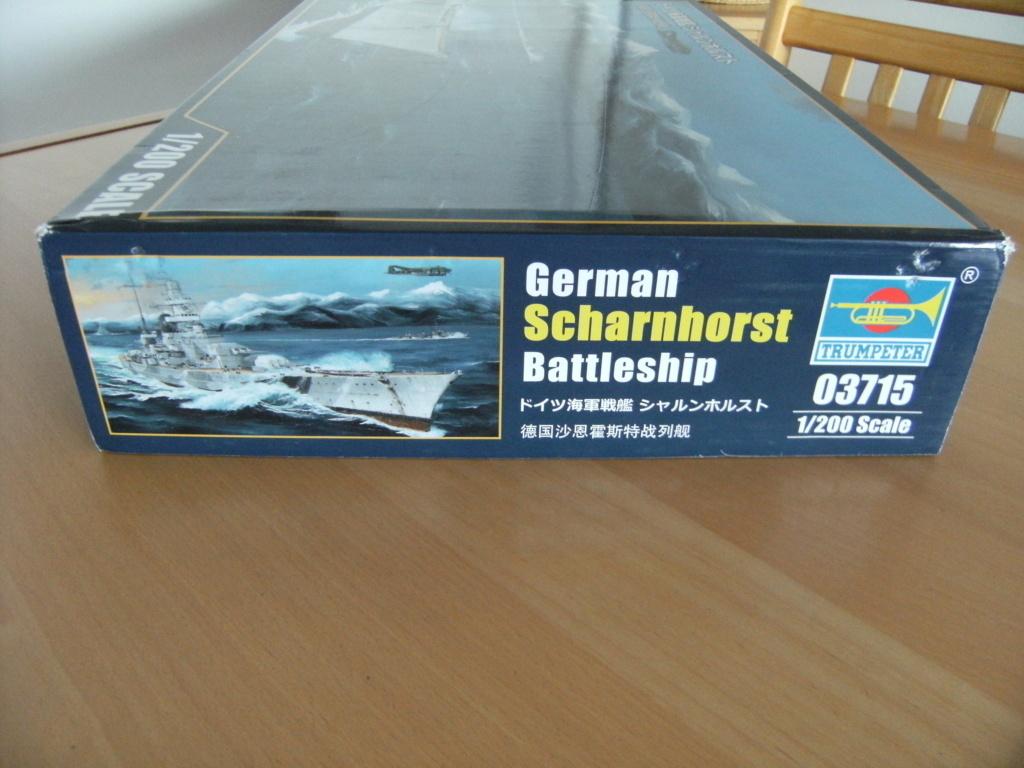 Croiseur de bataille  DKM SCHARNHORST Scharn18