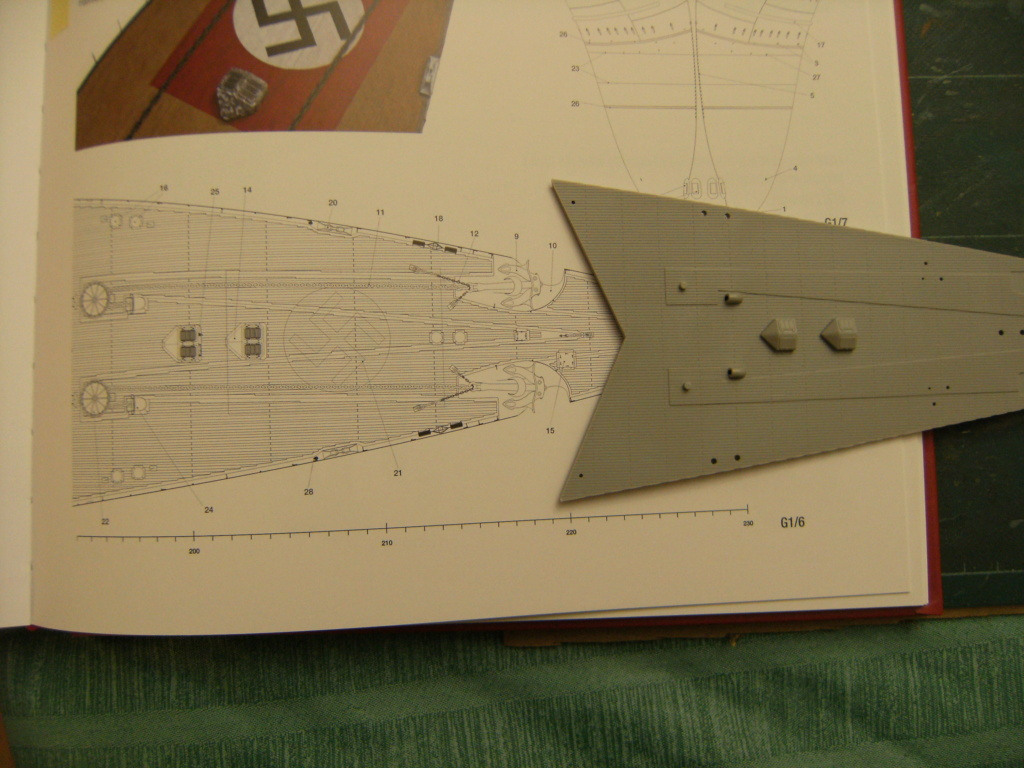 Croiseur de bataille  DKM SCHARNHORST Scharn35