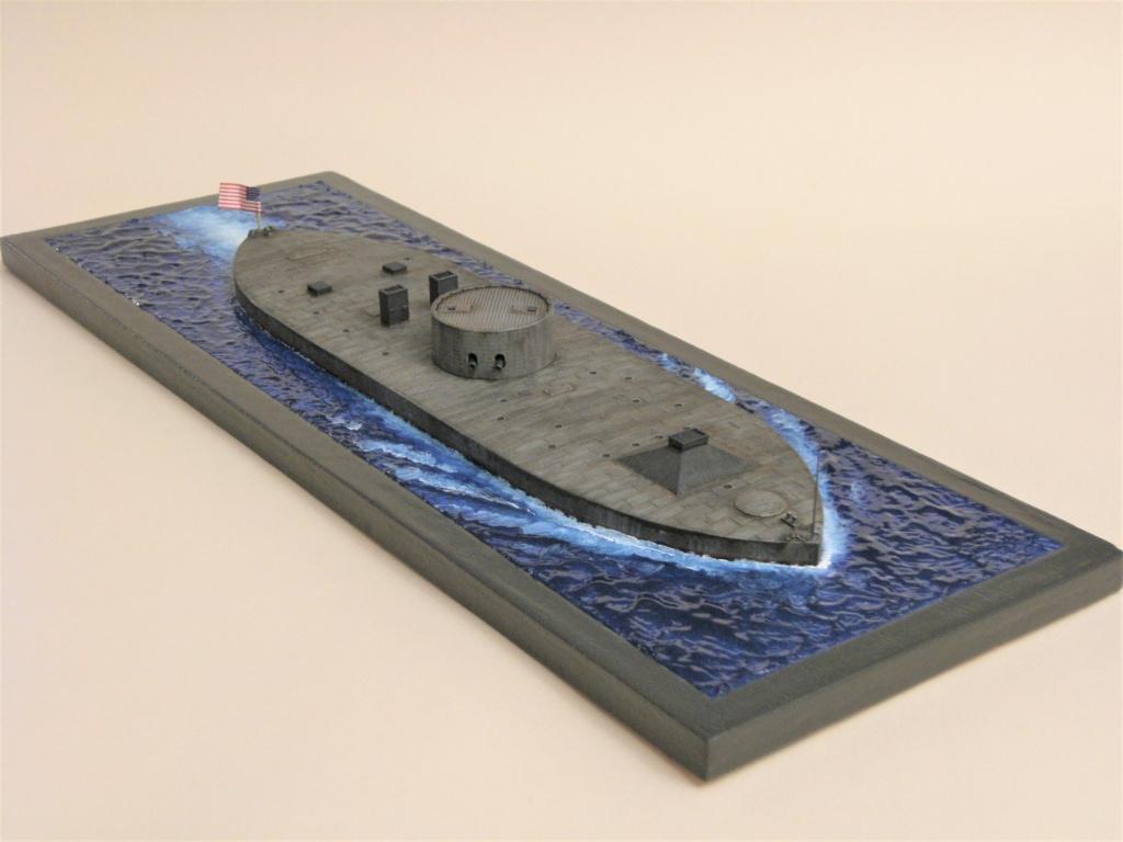Cuirassé américain USS MONITOR Uss_mo32