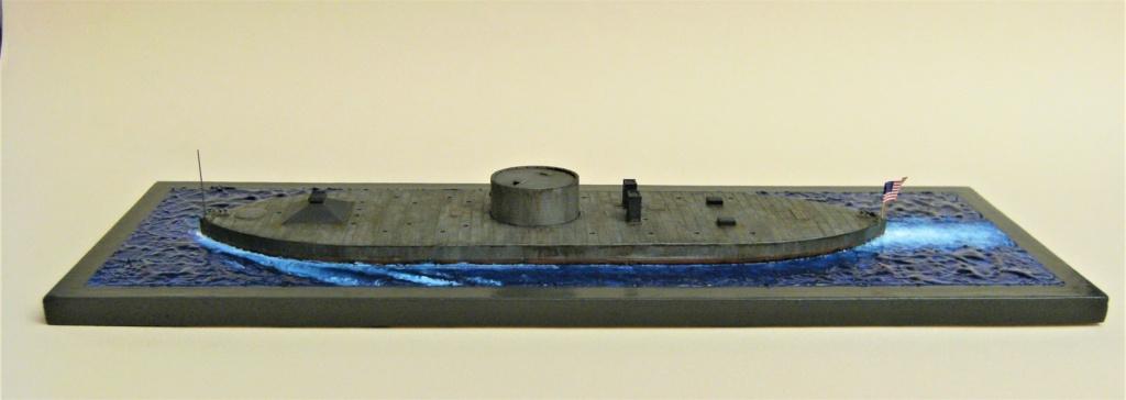 Cuirassé américain USS MONITOR Uss_mo35