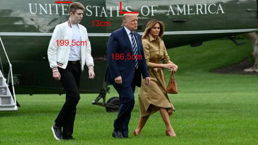 ¿Cuánto mide Barron Trump? - Altura - Real height - Página 3 Barron10
