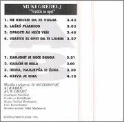 Muhamed Muki Gredelj - Diskografija 2 1994_z10