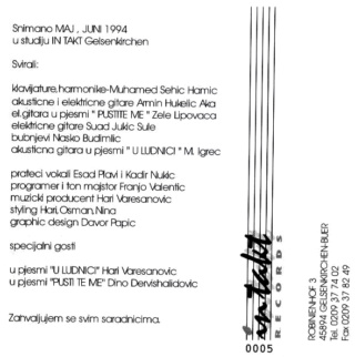 Osman Hadzic - Diskografija  310