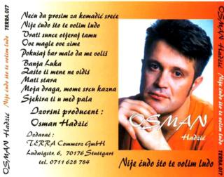 Osman Hadzic - Diskografija  313