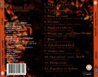 Osman Hadzic - Diskografija  710