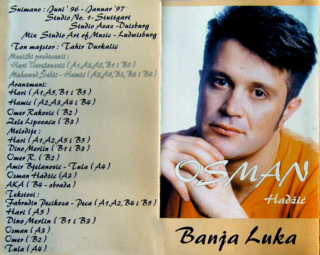 Osman Hadzic - Diskografija  810