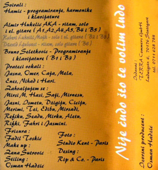 Osman Hadzic - Diskografija  910