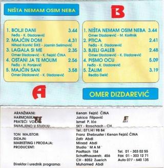 Omer Dizdarevic - Diskografija 2 Omer_d12