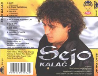 Sejo Kalac - Diskografija 2 R-105911