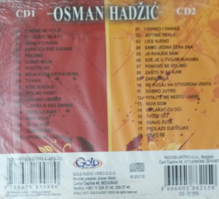 Osman Hadzic - Diskografija  R-118011