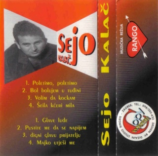 Sejo Kalac - Diskografija 2 R-118711