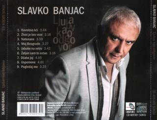 Slavko Banjac - Diskografija  R-121718