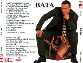 Bratislav Bata Zdravkovic - Diskografija 2 R-132614