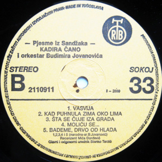 Kadira Cano Ahmedagic - Diskografija R-284413