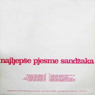 Kadira Cano Ahmedagic - Diskografija R-284414