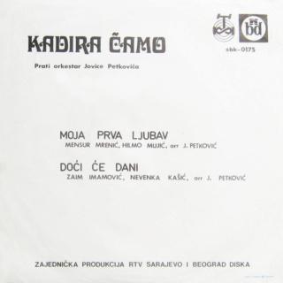 Kadira Cano Ahmedagic - Diskografija R-287110