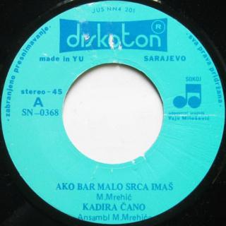 Kadira Cano Ahmedagic - Diskografija R-287114