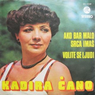 Kadira Cano Ahmedagic - Diskografija R-287115