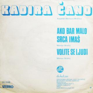Kadira Cano Ahmedagic - Diskografija R-287116