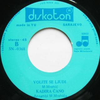 Kadira Cano Ahmedagic - Diskografija R-287117