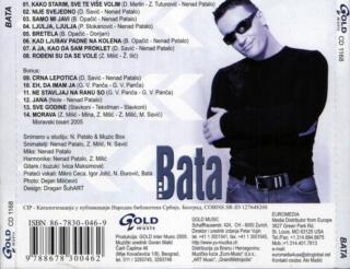 Bratislav Bata Zdravkovic - Diskografija 2 R-316613