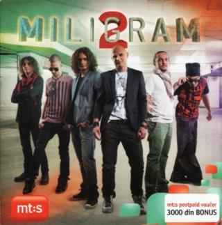 Miligram - Diskografija  R-384410