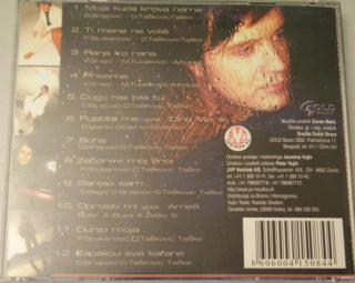 Osman Hadzic - Diskografija  R-384811