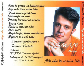 Osman Hadzic - Diskografija  R-476921