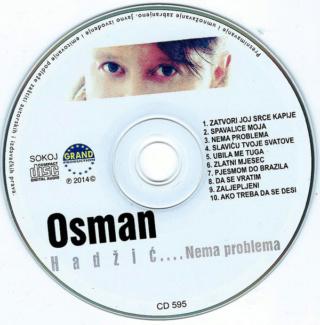 Osman Hadzic - Diskografija  R-560516