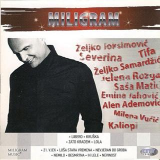 Miligram - Diskografija  R-586211