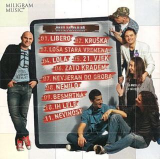 Miligram - Diskografija  R-586212