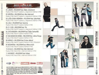 Miligram - Diskografija  R-586213
