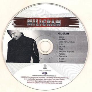 Miligram - Diskografija  R-586214