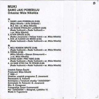 Munir Fiuljanin Muki - Diskografija  R-633518