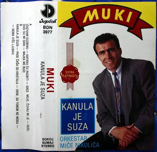 Munir Fiuljanin Muki - Diskografija  R-633520