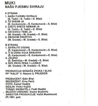 Muhamed Muki Gredelj - Diskografija 2 R-677410