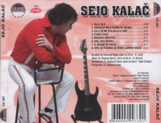 Sejo Kalac - Diskografija 2 R-698011