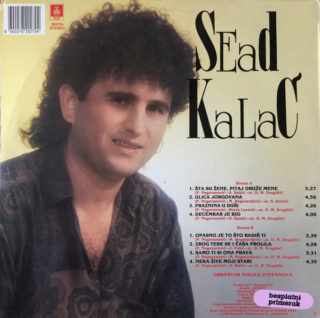 Sejo Kalac - Diskografija 2 R-704111